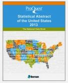 Proquest Statistical Abstract cover