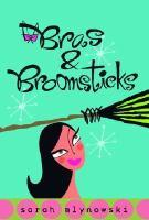 Book Cover for Bras and Broomsticks