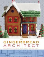 Gingerbread Architect book cover