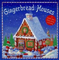 Gingerbread Houses book cover