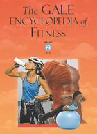 Gale Encyclopedia of Fitness Book Cover Image