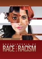 Encyclopedia of Race and Racism Book Cover Image