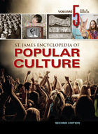 St James Encyclopedia of Popular Culture Book Cover Image