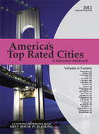 America's Top Rated Cities cover image