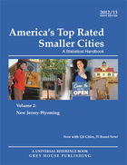 America's Top Rated Smaller Cities cover image