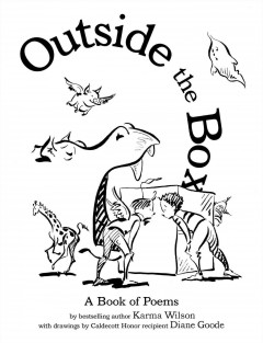 Cover image of Outside the Box by Diane Wilson