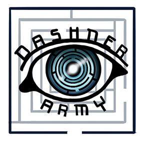 Logo for Dashner Army