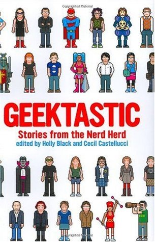 Book Cover for Geektastic