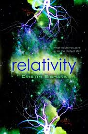 Book cover for Relativity by Cristin Bashara