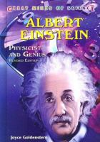 Book Cover for Albert Einstein