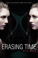 Book Cover for Erasing Time