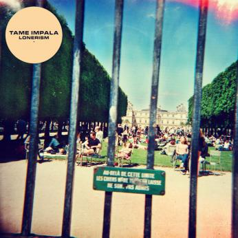 CD cover of Lonerism by Tame Impala
