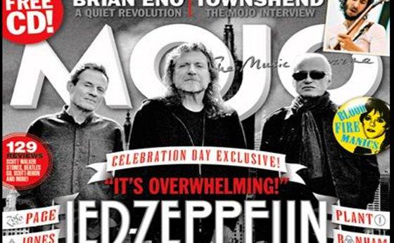 Mojo Cover 12/2012