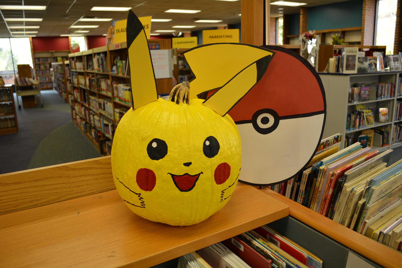 2013 Pumpkin Contest Upper Arlington Public Library