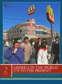 America in the World e-Book Cover
