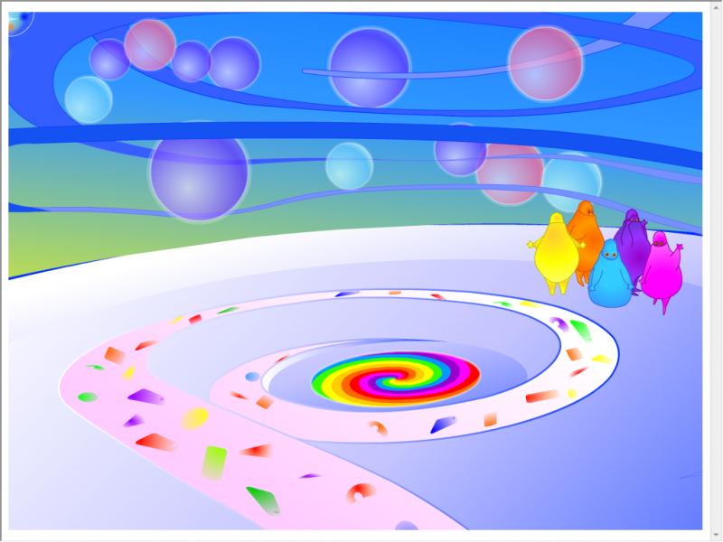 boobah site screenshot - Pbs Kids Coloring Games