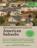 Comparative Guide to American Suburbs 2014 cover