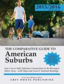 Comparative guide to american suburbs E-Book Cover