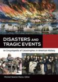 Disasters and tragic events e-book cover