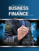 Encyclopedia Business and Finance e-book cover