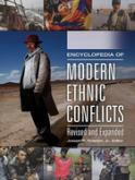 Encyclopedia of modern ethnic conflicts E-Book Cover