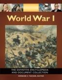 World War I e-book cover