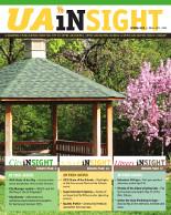 UA Insight Spring 2015 cover