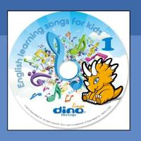 English Learning Songs for Kids v.1 CD