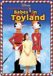 Babes in Toyland Movie Cover Art