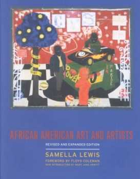 cover art for African American art and artists