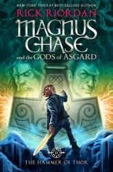"A book cover for ""Magnus Chase"" #2 ""The Gods of Asgard"""