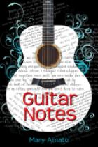 Book Cover for Guitar Notes by Mary Amato