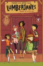 Book Cover for Lumberjanes by Noelle Stevenson