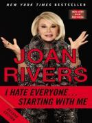 Joan rivers with hands up