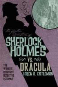 Silouette of Sherlock Holmes