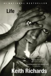 keith richards smoking a cigarette