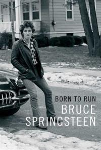 bruce springsteen leaning on a car