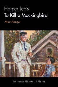 Impressionist painting of Atticus Finch talking with Scout who sits on a porch swing