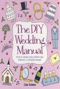 illustration of different wedding materials