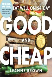 Book cover of Good and Cheap
