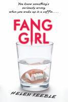 Book Cover for Fang Girl