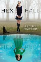Book Cover for Hex Hall