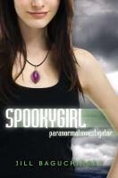 Book Cover for Spookygirl