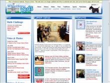 WHS Kids Archive screenshot