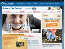Sciencefair Central screenshot