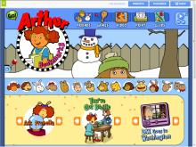 PBS Arthur screenshot