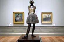 Degas exhibit