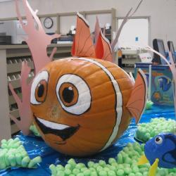 Pumpkin Likeness of Nemo