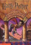 Harry Potter, The Sorcerer's Stone cover