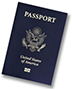 US American Passport Book